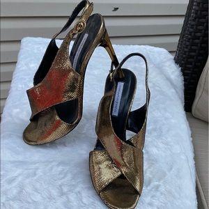 Dazzle heel